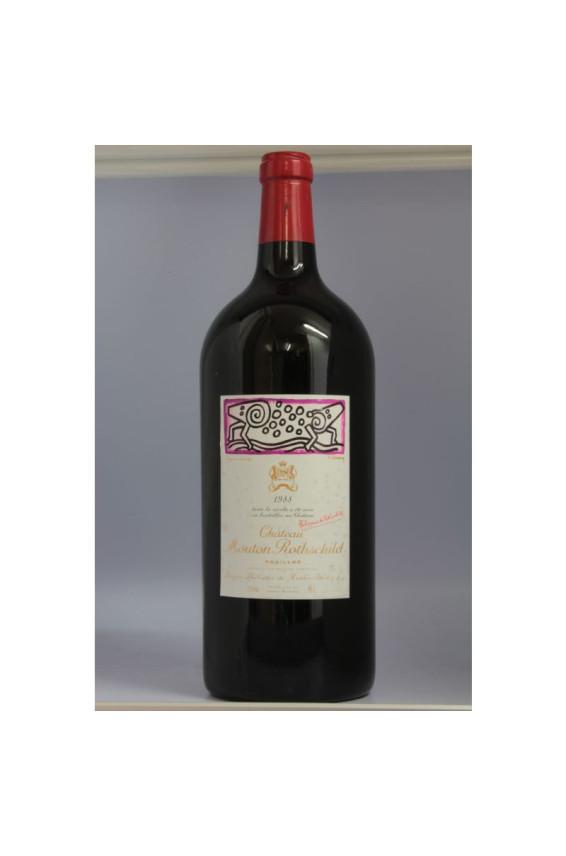 Mouton Rothschild 1988 500cl