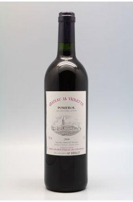 La Violette 2000
