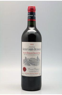 Grand Corbin Despagne 2003
