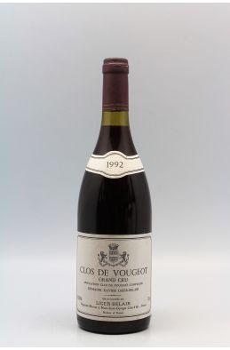 Xavier Liger Belair Clos Vougeot 1992