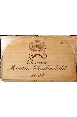 Mouton Rothschild 2004 OWC