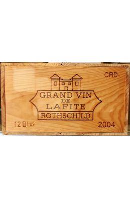 Lafite Rothschild 2004 OWC