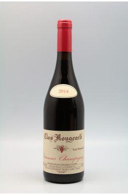 Clos Rougeard Saumur Champigny Les Poyeux 2014