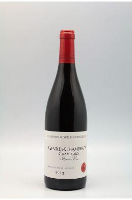 Roche de Bellene Gevrey Chambertin 1er cru Champeaux 2013