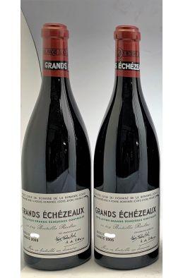 Romanée Conti Grands Echezeaux 2005