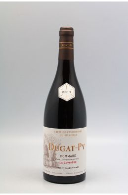 Dugat Py Pommard La Levrière Très Vieilles Vignes 2017