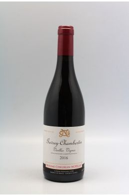 Maxime Cheurlin Noellat Gevrey Chambertin Vieilles Vignes 2016