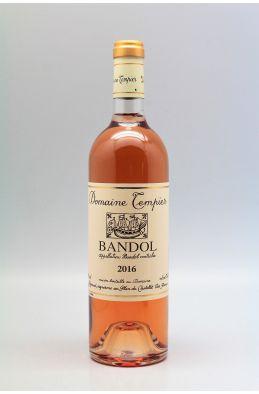 Tempier Bandol 2016 Rosé