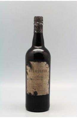 Burmester Porto Vintage 2007 - 10% DISCOUNT !