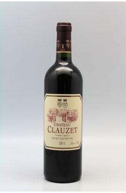 Clauzet 2011