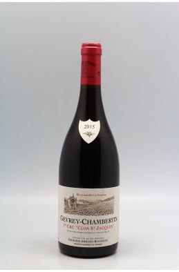 Armand Rousseau Gevrey Chambertin 1er cru Clos Saint Jacques 2015