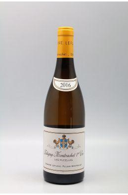 Domaine Leflaive Puligny Montrachet 1er cru Les Pucelles 2016