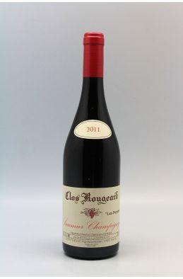 Clos Rougeard Saumur Champigny Les Poyeux 2011
