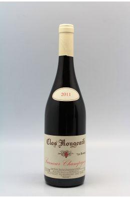 Clos Rougeard Saumur Champigny Le Bourg 2011