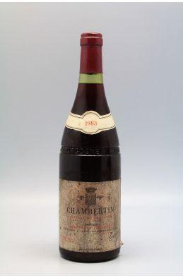 Trapet Chambertin 1983