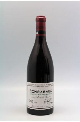 Romanée Conti Echezeaux 2002