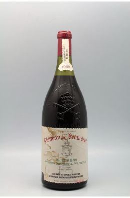 Beaucastel 1988 Magnum