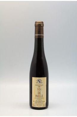 Chapoutier Ermitage Vin de Paille 1991 37.5cl