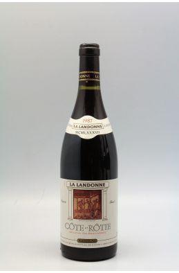 Guigal Côte Rôtie La Landonne 1987
