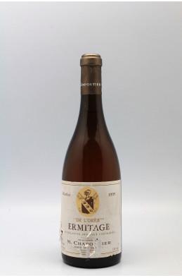 Chapoutier Ermitage de l'Orée 1995 blanc - PROMO -5% !
