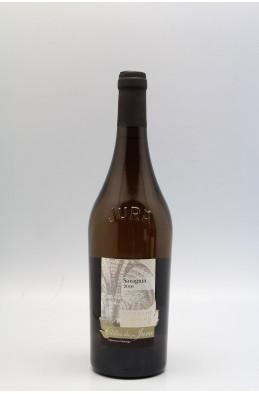 Pignier Côtes du Jura Savagnin sous Voile 2016