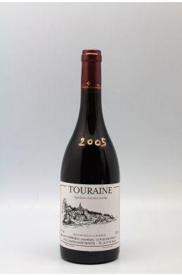 Patrick Corbineau Touraine 2005