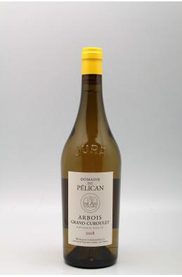 Domaine du Pélican Arbois Chardonnay Grand Curoulet 2018