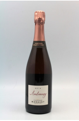 Benoit Marguet Ambonnay Grand Cru 2014 Rosé