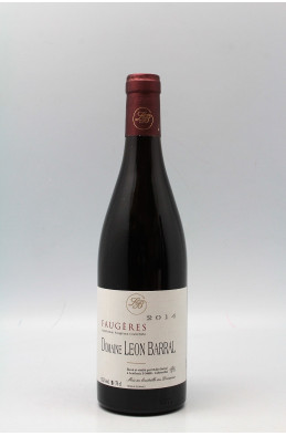 Léon Barral Faugères Tradition 2014