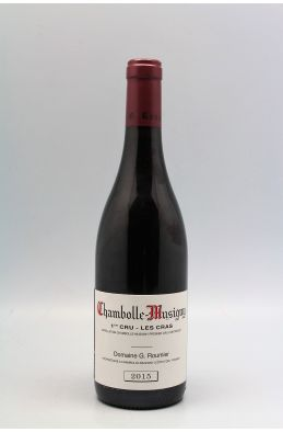 Georges Roumier Chambolle Musigny 1er cru Les Cras 2015