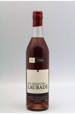 Laubade Bas Armagnac 1966 70cl
