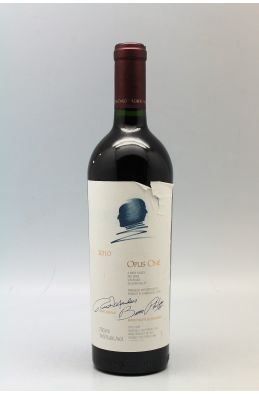 Opus One 2010 -5% DISCOUNT !