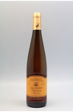 André Thomas Alsace Grand Cru Riesling Schlossberg 2007