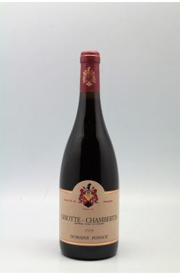Ponsot Griotte Chambertin 1999