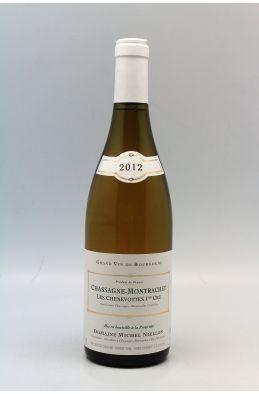 Niellon Chassagne Montrachet 1er cru Les Chenevottes 2012
