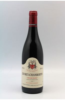 Geantet Pansiot Gevrey Chambertin Vieilles Vignes 2015