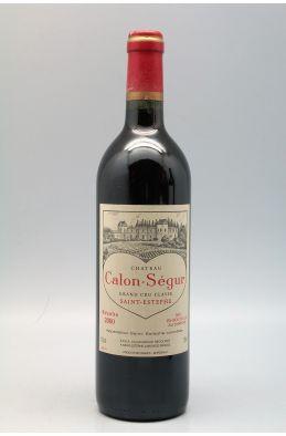 Calon Ségur 2000