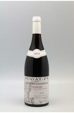 Dugat Py Mazoyères Chambertin 2013