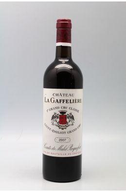 La Gaffelière 2007