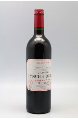 Lynch Bages 1999 - PROMO -5% !