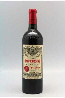 Pétrus 2003