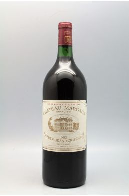 Château Margaux 1983 Magnum