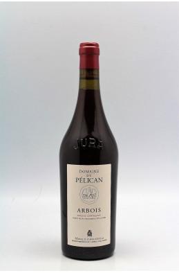 Domaine du Pélican Arbois Les 3 Cépages 2018 Rouge
