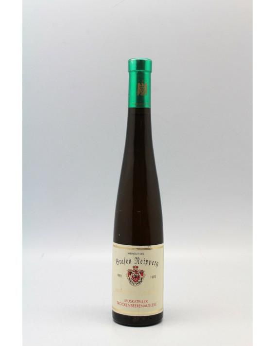Grafen Neipperg Neipperger Schlossberg Muskateller TBA 1993 37cl