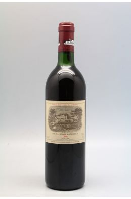 Lafite Rothschild 1989