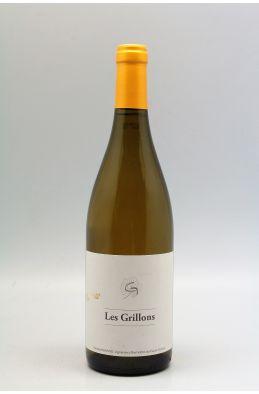 Clos des Grillons Vin de France Les Grillons 2018 Blanc
