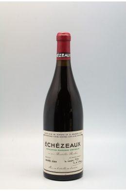 Romanée Conti Echezeaux 1989