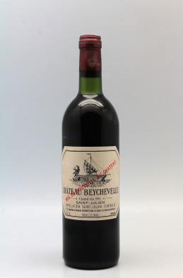 Beychevelle 1981
