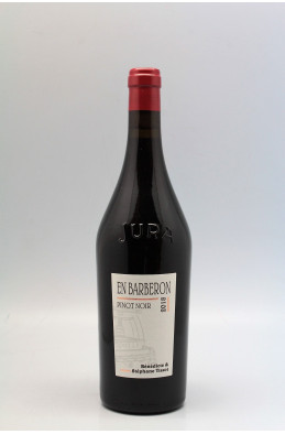 Bénédicte et Stéphane Tissot Côtes du Jura Pinot Noir En Barberon 2018