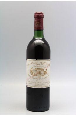 Château Margaux 1981
